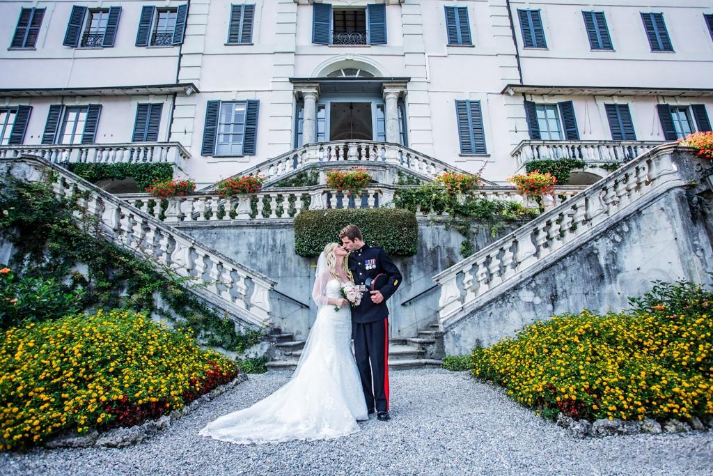Villa Carlotta wedding