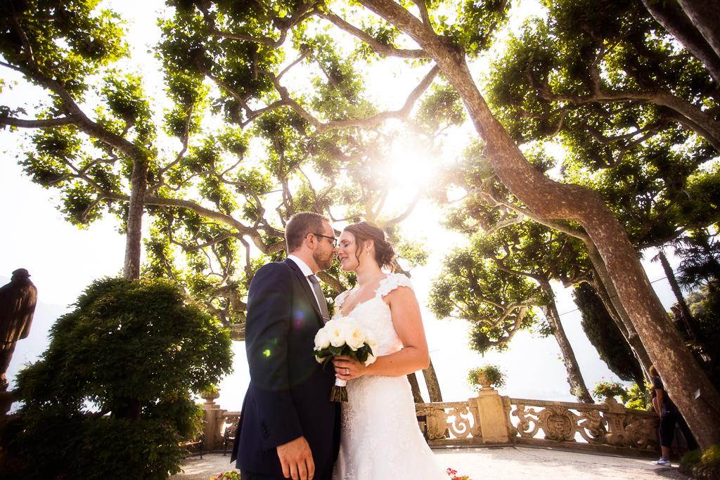 Civil Wedding at Balbianello