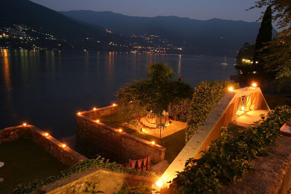 como lake italian villa chic shabby night italy garden weddings luxury venues events villas laglio jade planner gardens exclusive aurora