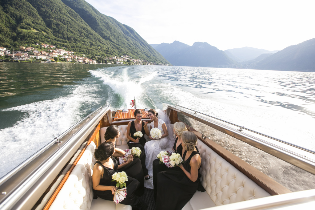 Lakecomoweddingsandevents_bridesmaids